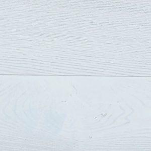 Teska Meşe Lamine Masif Parke Oak Full White