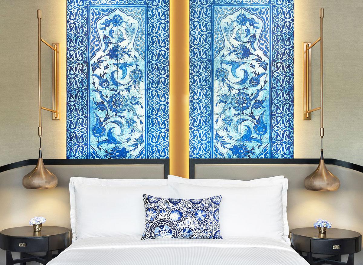Ritz Carlton Hotel Istanbul Deck