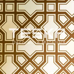 Teska Dekoratif Paslanmaz Çelik Levha