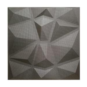 Teska 3D Kumaş Yüzeyli Duvar Paneli